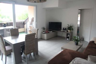Appartement F3 à louer à MASSONGY 63m²